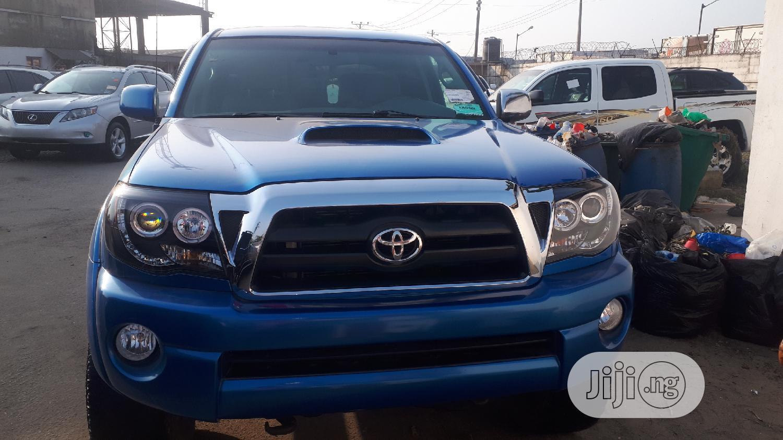Toyota Tacoma 2008 Blue