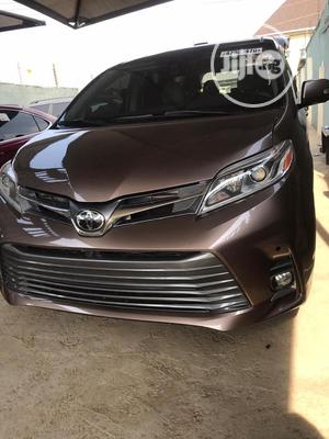 Toyota Sienna 2018 Brown | Cars for sale in Lagos State, Ikeja