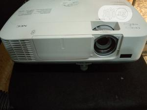 Nec Wide Zoom Portable Projector   TV & DVD Equipment for sale in Lagos State, Ikeja