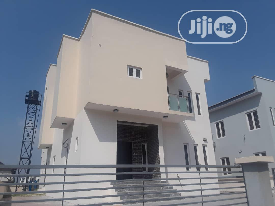 Massively Built 5 Bedrooms With A Penthouse | Houses & Apartments For Sale for sale in Lekki Phase 1, Lekki, Nigeria