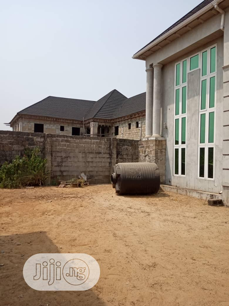 4bedroom Duplex With 2large Sitting Rooms for Sale