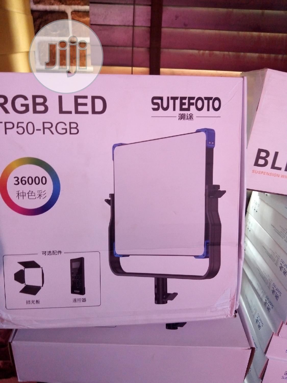 Sutefoto RGB Led Video Light