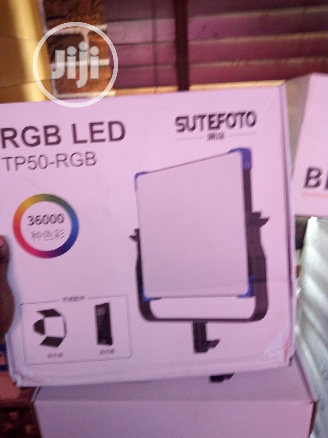 Sutefoto RGB Led Video Light | Accessories & Supplies for Electronics for sale in Lekki, Lagos State, Nigeria