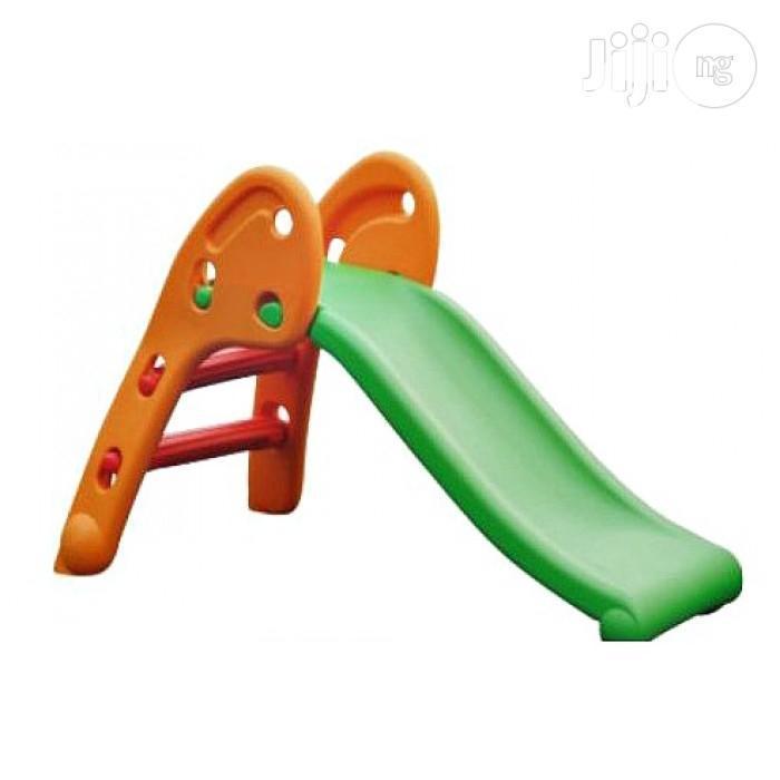 Archive: Unique Playground Single Slide