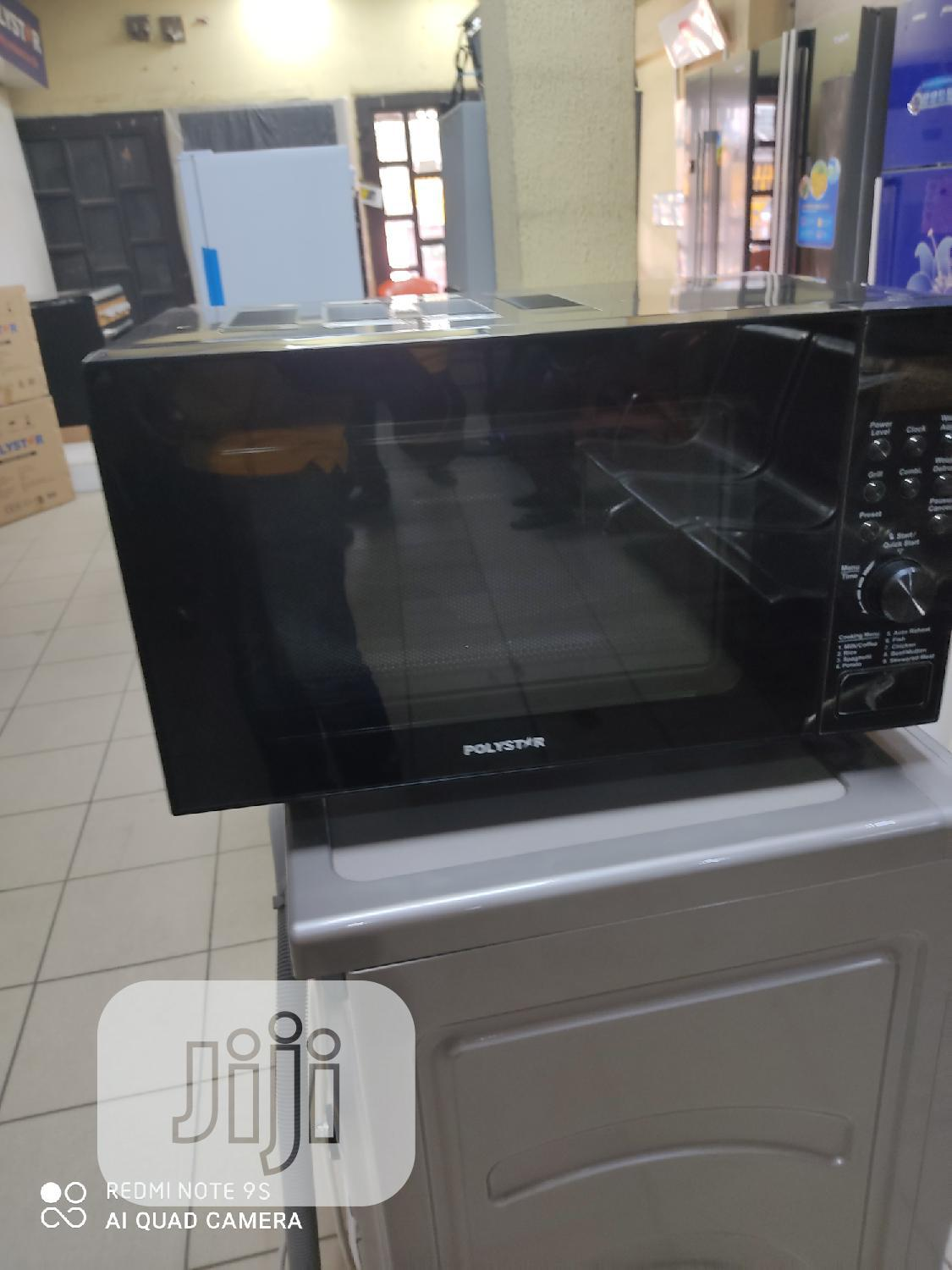 Polystar 20L Microwave Built in Cabinet (Ignition) 2 Years