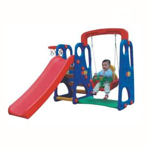 Single Seater Outdoor Kids Plastic Playground Swings and Sli | Toys for sale in Lagos State, Ojodu