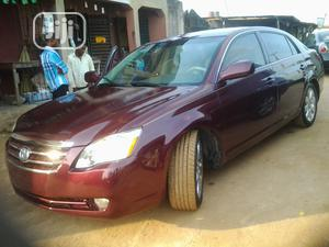 Toyota Avalon 2005 XLS Red | Cars for sale in Lagos State, Ojo
