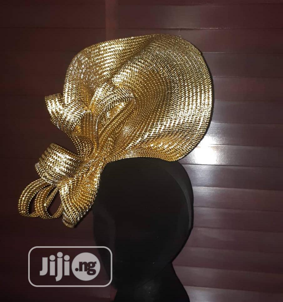 Classic Fascinator Hat