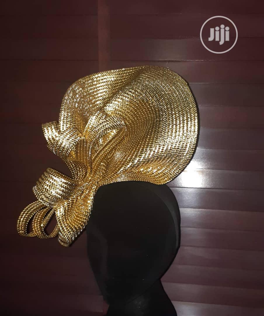 Classic Fascinator Hat | Clothing Accessories for sale in Oshodi, Lagos State, Nigeria