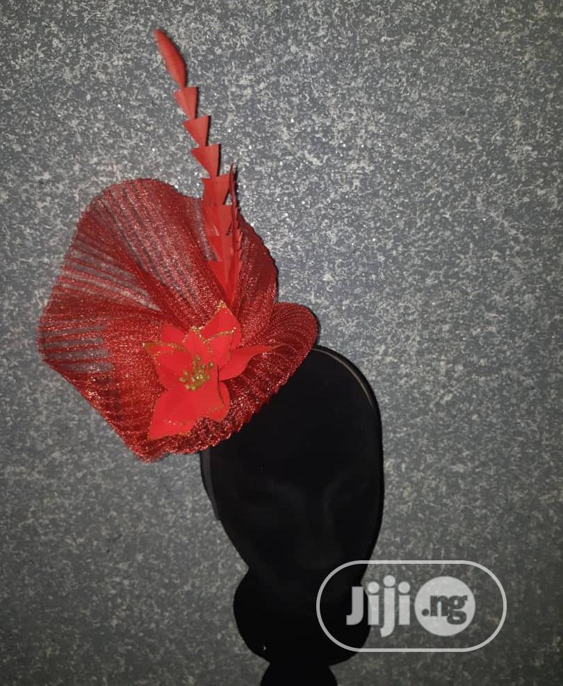Archive: Classic Fascinator Hat