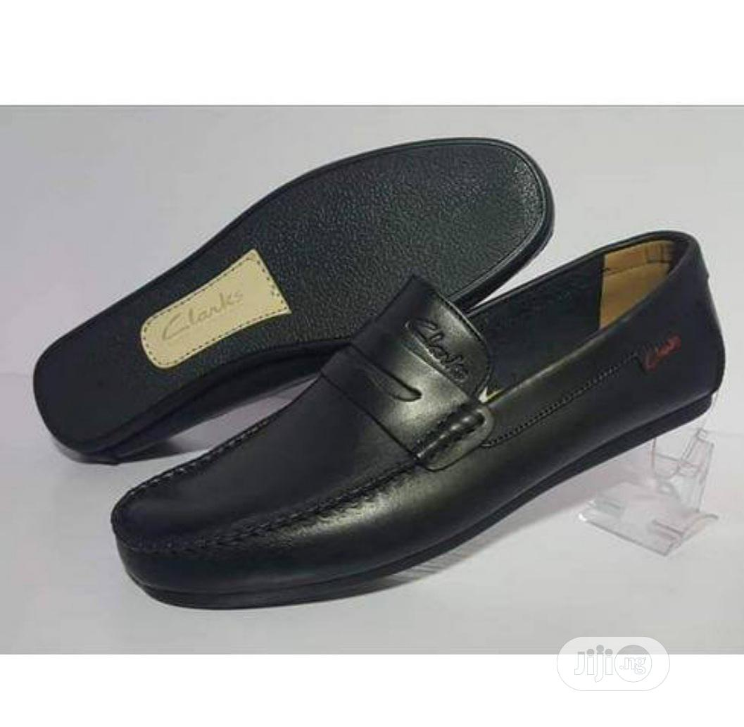 Archive: Clark Exclusive Loafers