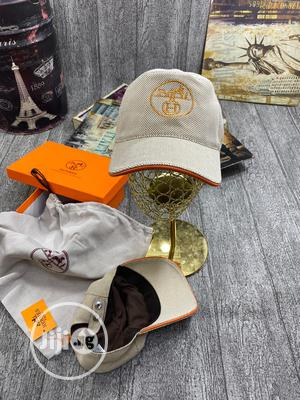 High Quality Hermes Face Cap   Clothing Accessories for sale in Lagos State, Magodo