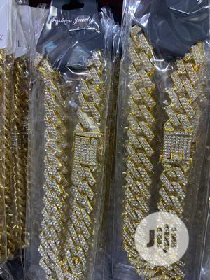 Neck And Hand Cuban   Jewelry for sale in Delta State, Warri