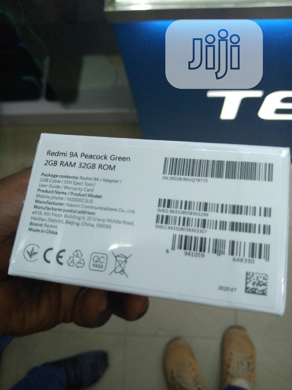 New Xiaomi Redmi 9A 32 GB | Mobile Phones for sale in Ikeja, Lagos State, Nigeria
