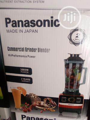 Panasonic 3000w Commercial Blender   Kitchen Appliances for sale in Lagos State, Lagos Island (Eko)
