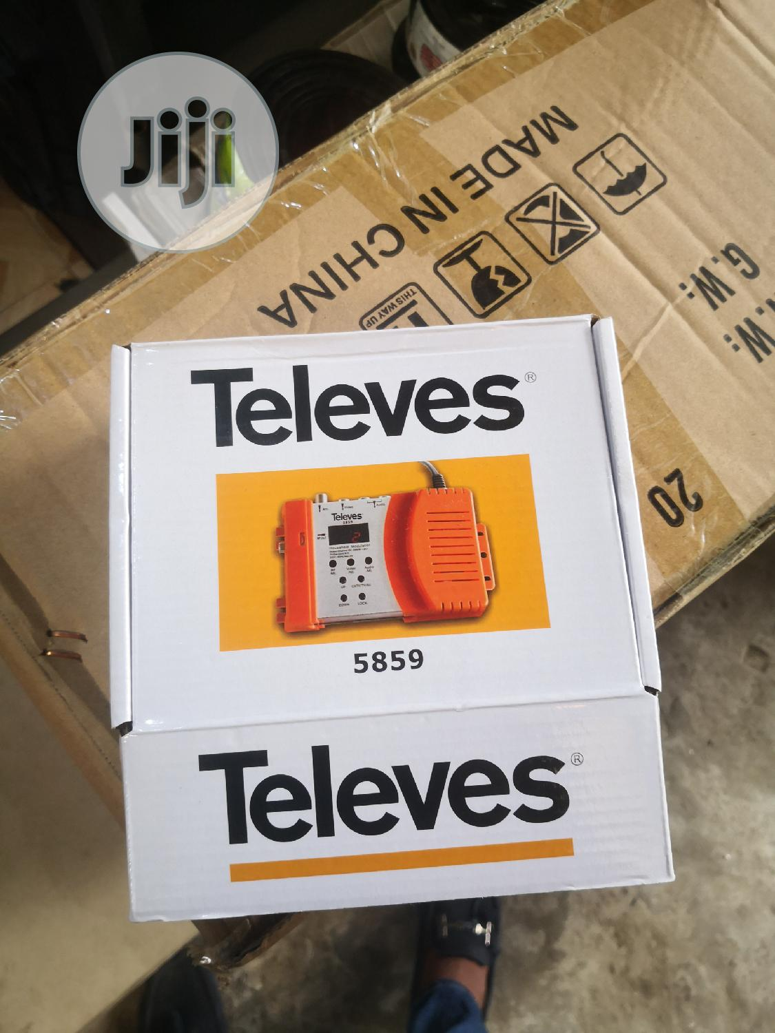 Televes RF Converter. | Accessories & Supplies for Electronics for sale in Ikeja, Lagos State, Nigeria