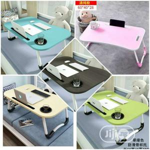 Foldable Bed Side Laptop Table | Furniture for sale in Lagos State, Lagos Island (Eko)