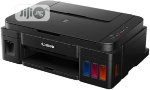 Canon Pixma G2400 Ink Tank Colored All-In-One Printer -Mr24 | Printers & Scanners for sale in Lagos State, Alimosho