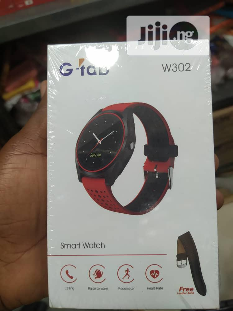 G-tab W302 Smart Watch