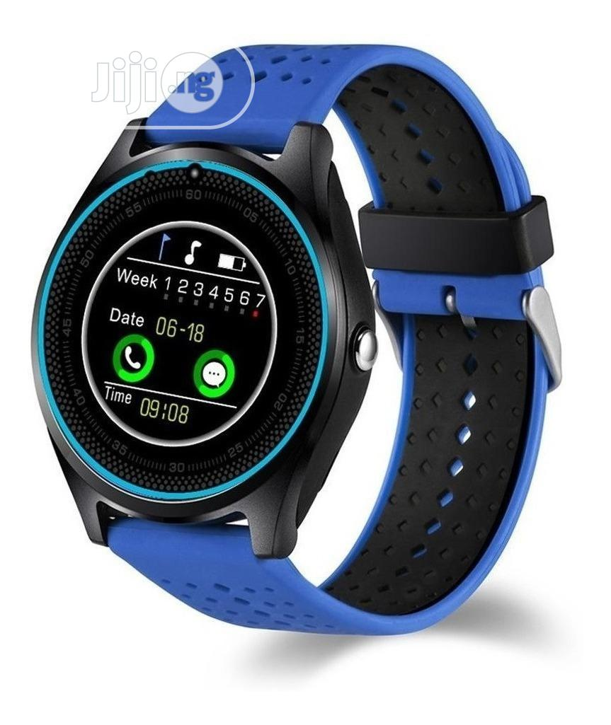 G-tab W302 Smart Watch | Smart Watches & Trackers for sale in Ikeja, Lagos State, Nigeria