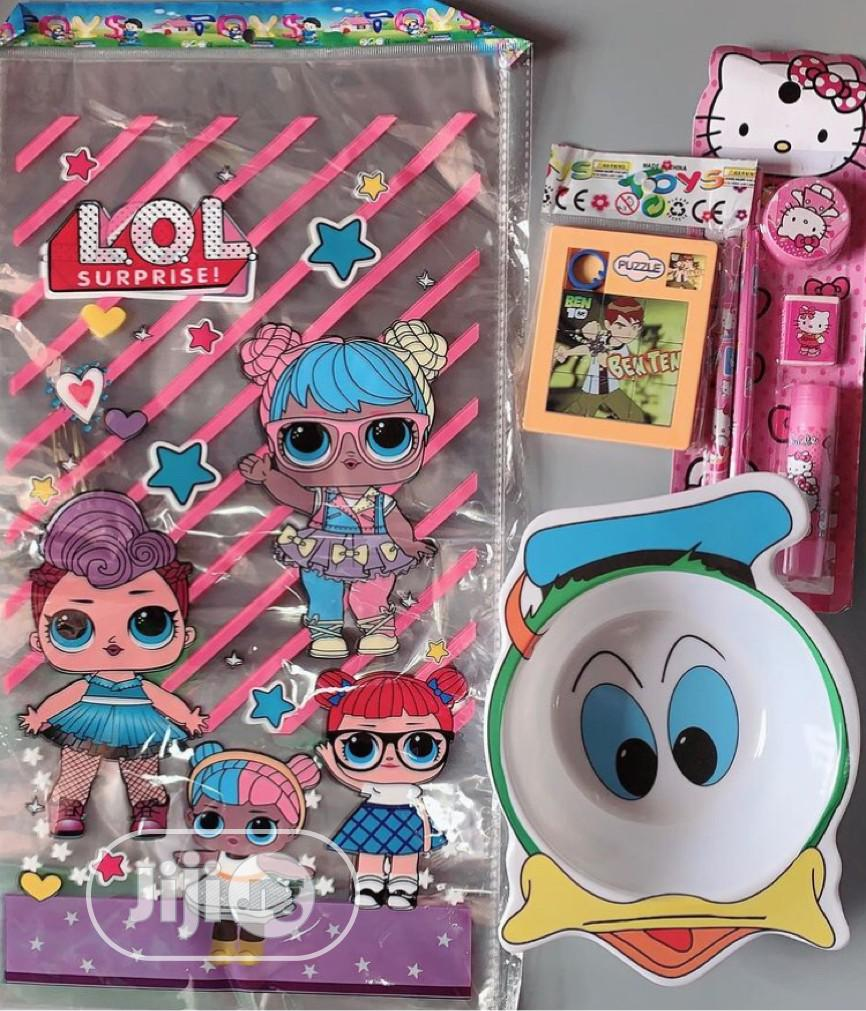 Kids Party Pack Set