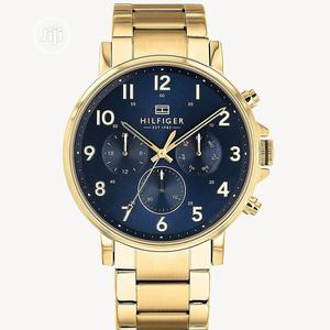 High Quality Tommy Hilfiger Stainless Steel Watch | Watches for sale in Lagos State, Magodo