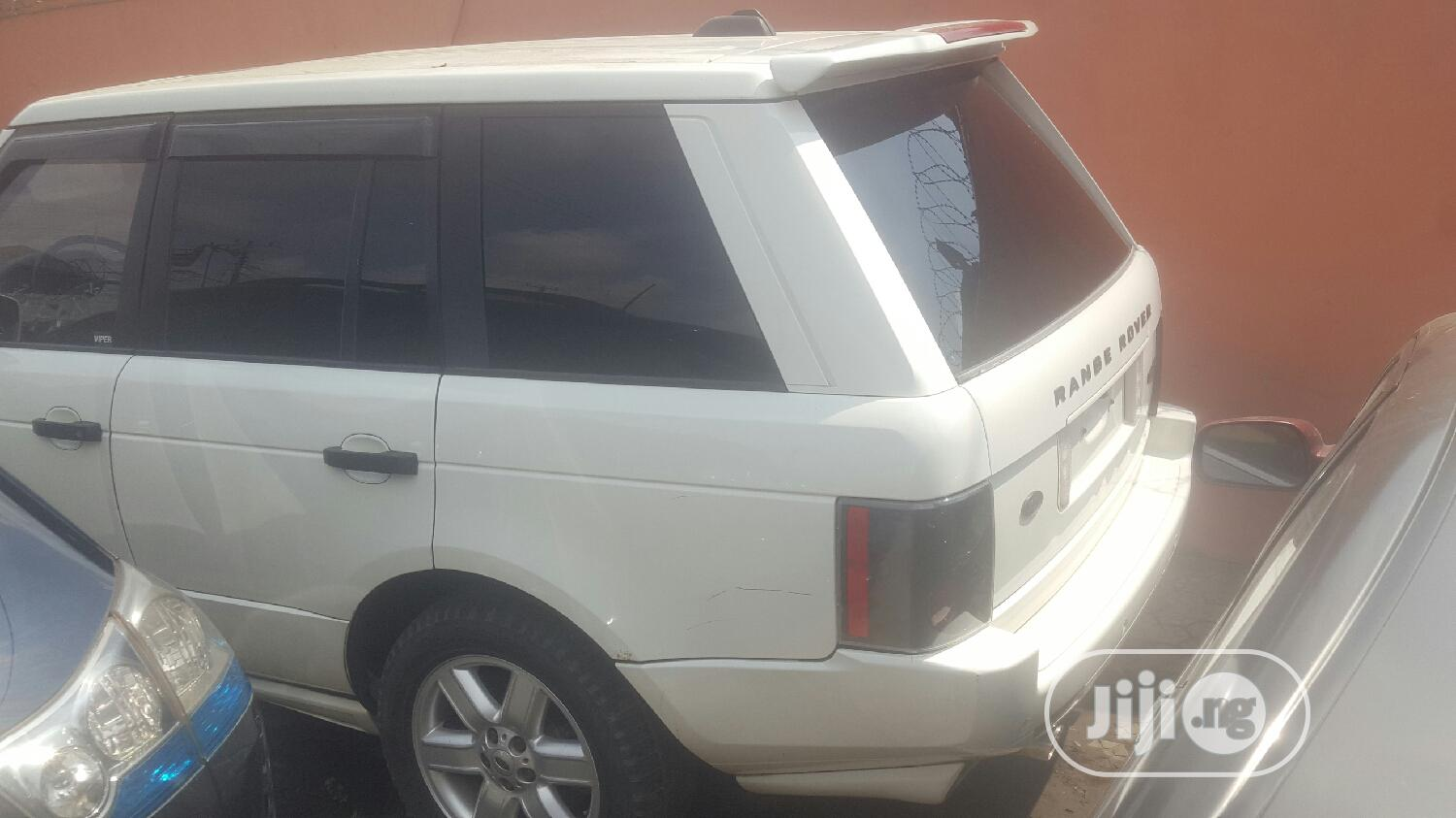 Land Rover Range Rover Sport 2005 White | Cars for sale in Ikeja, Lagos State, Nigeria