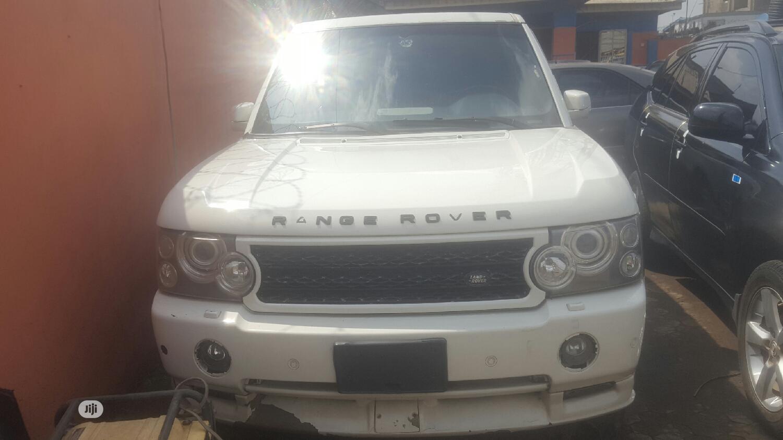 Land Rover Range Rover Sport 2005 White
