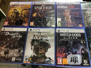 Ps5 Ultimate Games Collection🤩 | Video Games for sale in Abuja (FCT) State, Wuse