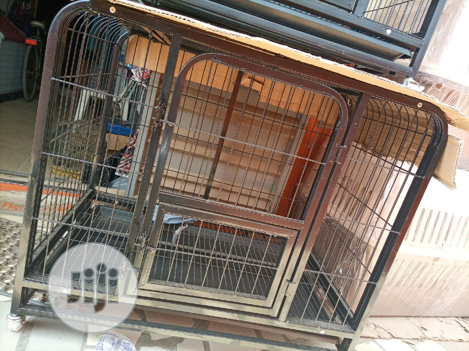 Collapsible Sizes Cages Is Available