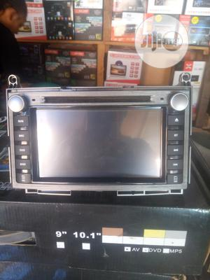 Toyota Venza DVD, CD Player   Vehicle Parts & Accessories for sale in Abuja (FCT) State, Gudu