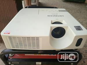 Very Sharp Hitachi Projector Available At Projector Store | TV & DVD Equipment for sale in Lagos State, Ojota