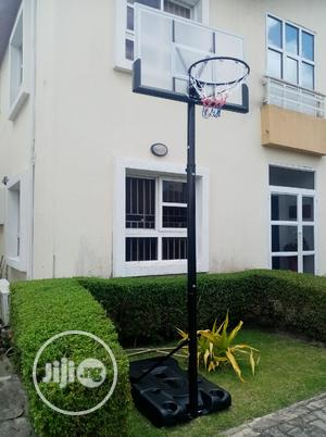 Fiber Basketball Stand   Sports Equipment for sale in Lagos State, Ikoyi