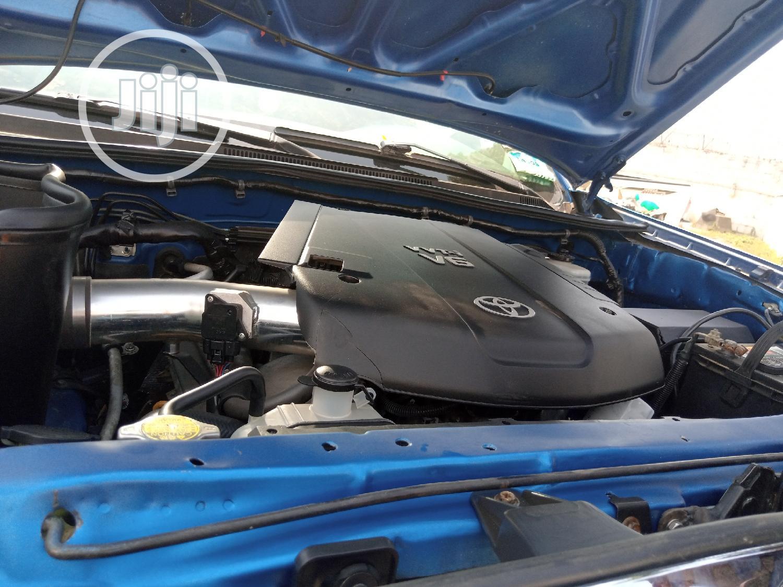 Archive: Toyota Tacoma 2008 Blue