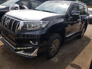 New Toyota Land Cruiser Prado 2020 Black | Cars for sale in Lagos State, Shomolu