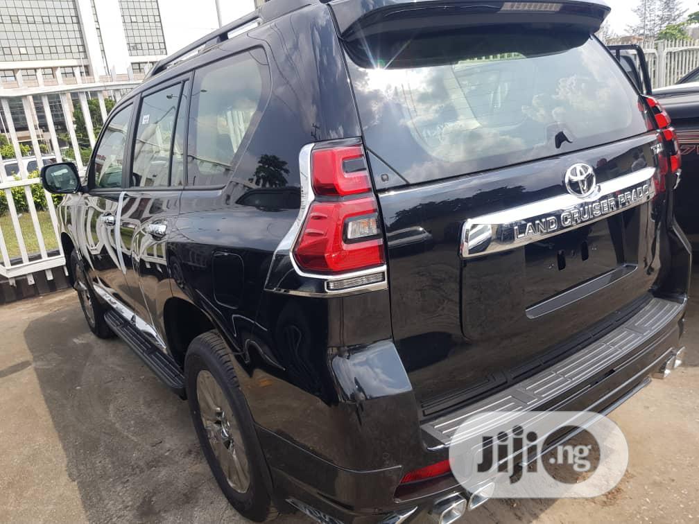 New Toyota Land Cruiser Prado 2020 Black | Cars for sale in Shomolu, Lagos State, Nigeria