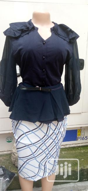 Lovely Skirt and Blouse   Clothing for sale in Lagos State, Lagos Island (Eko)