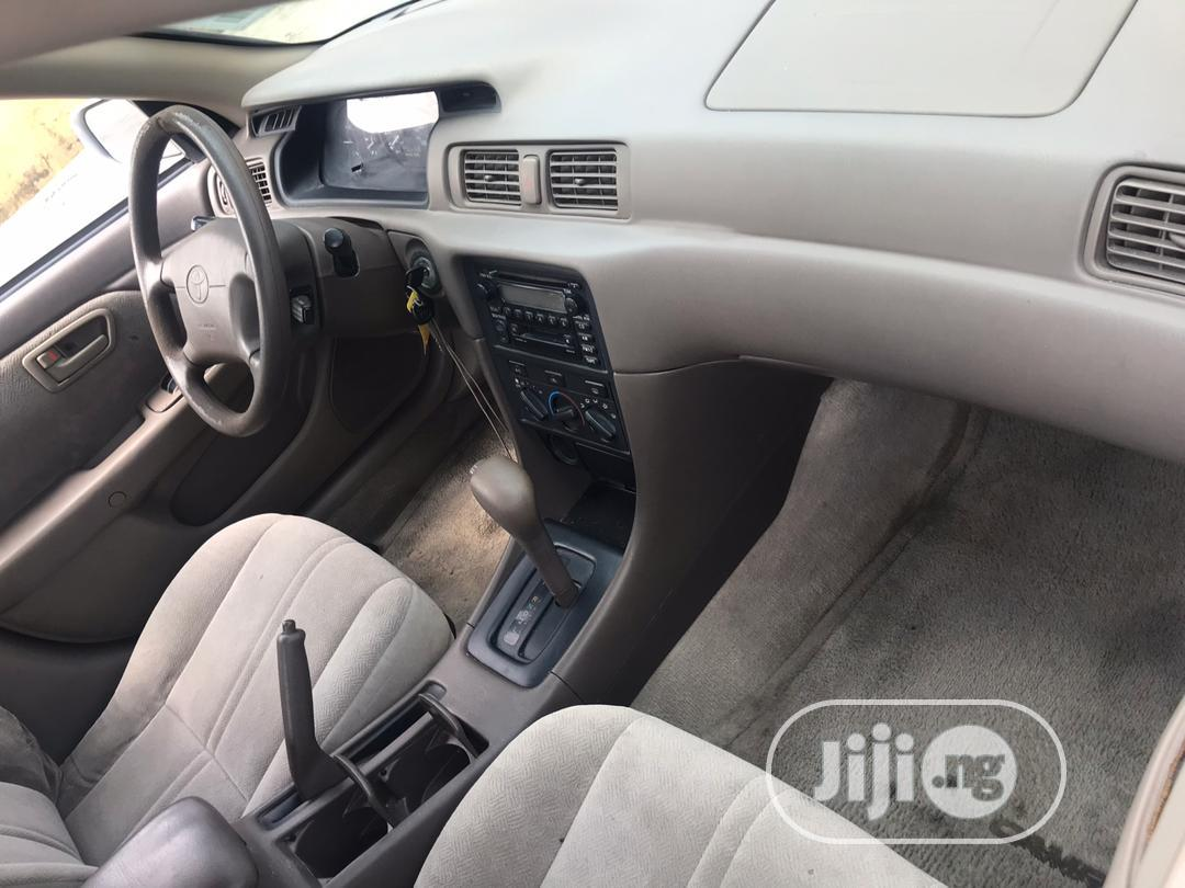 Toyota Camry 2002 Silver | Cars for sale in Ikeja, Lagos State, Nigeria