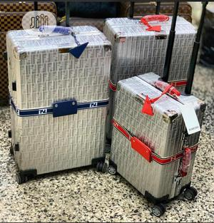 Unique Aluminum Rimowa Luggage Set Of 3 | Bags for sale in Lagos State, Lagos Island (Eko)