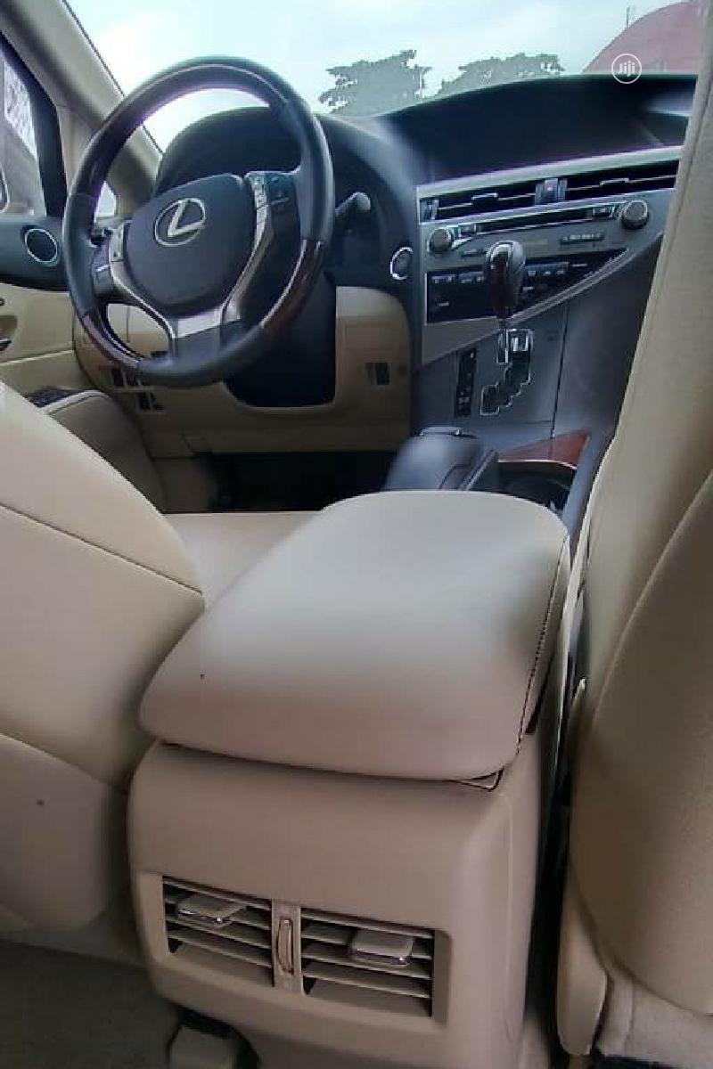 Archive: Lexus RX 2014 350 AWD Gold