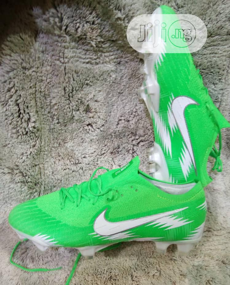Nike Green Football Boots | Shoes for sale in Lagos Island (Eko), Lagos State, Nigeria