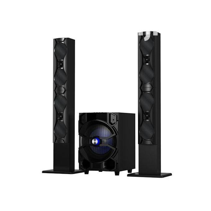 Djack Heavy Woofer Bluetooth Home Theater System DJ-668