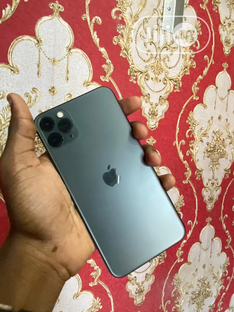 Apple iPhone 11 Pro Max 64 GB Gray   Mobile Phones for sale in Ikeja, Lagos State, Nigeria