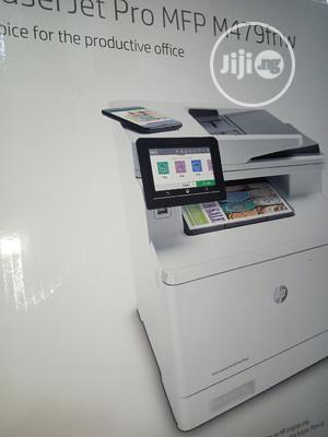Hp Laserjet Pro MFP Printer M479fnw | Printers & Scanners for sale in Lagos State, Oshodi