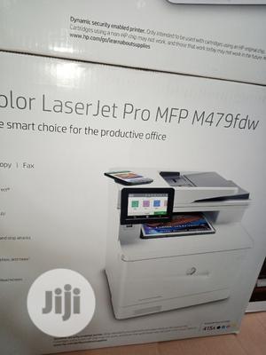 Hp Laserjet Pro MFP Printer M479fdw | Printers & Scanners for sale in Lagos State, Amuwo-Odofin