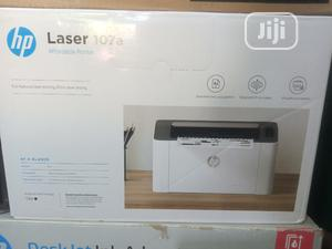 Hp Laser Jet Printer 107a   Printers & Scanners for sale in Lagos State, Ikeja