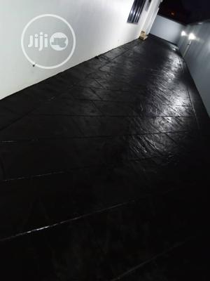 Stamp Concrete Floor | Cleaning Services for sale in Lagos State, Ikoyi