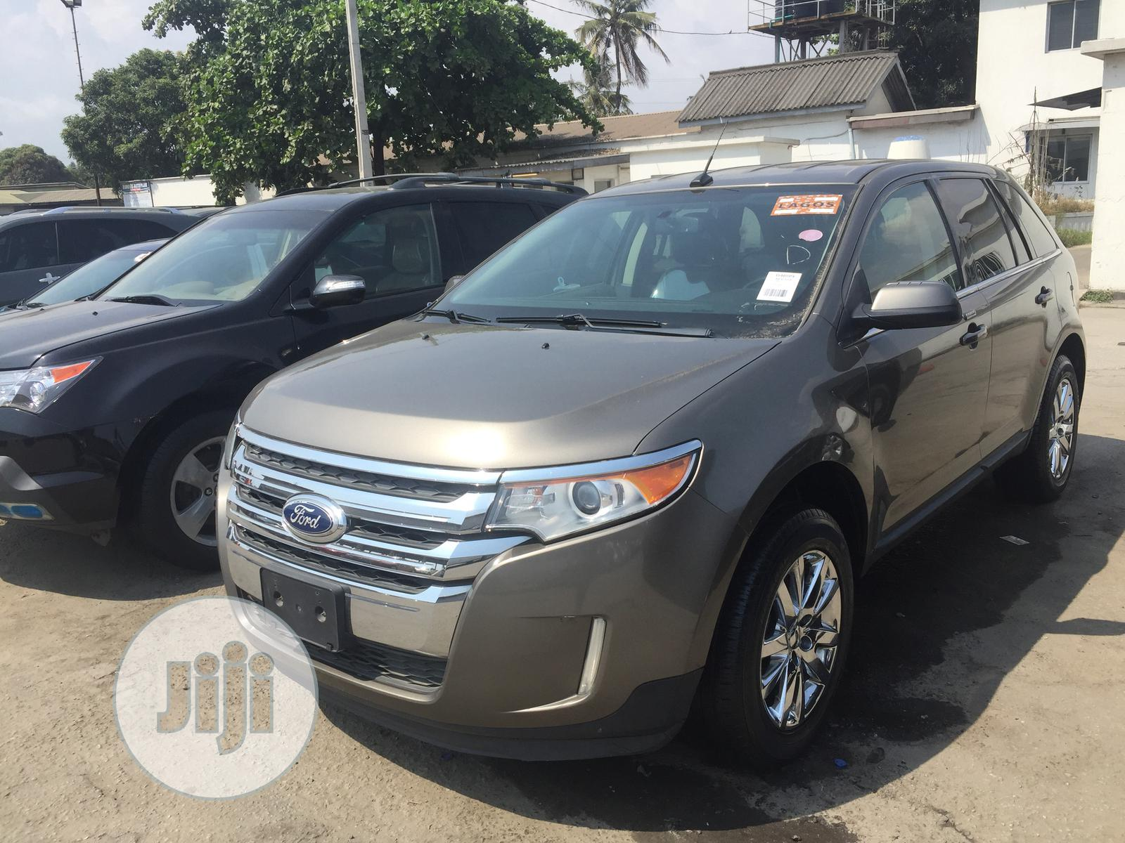Ford Edge 2013 Brown | Cars for sale in Apapa, Lagos State, Nigeria