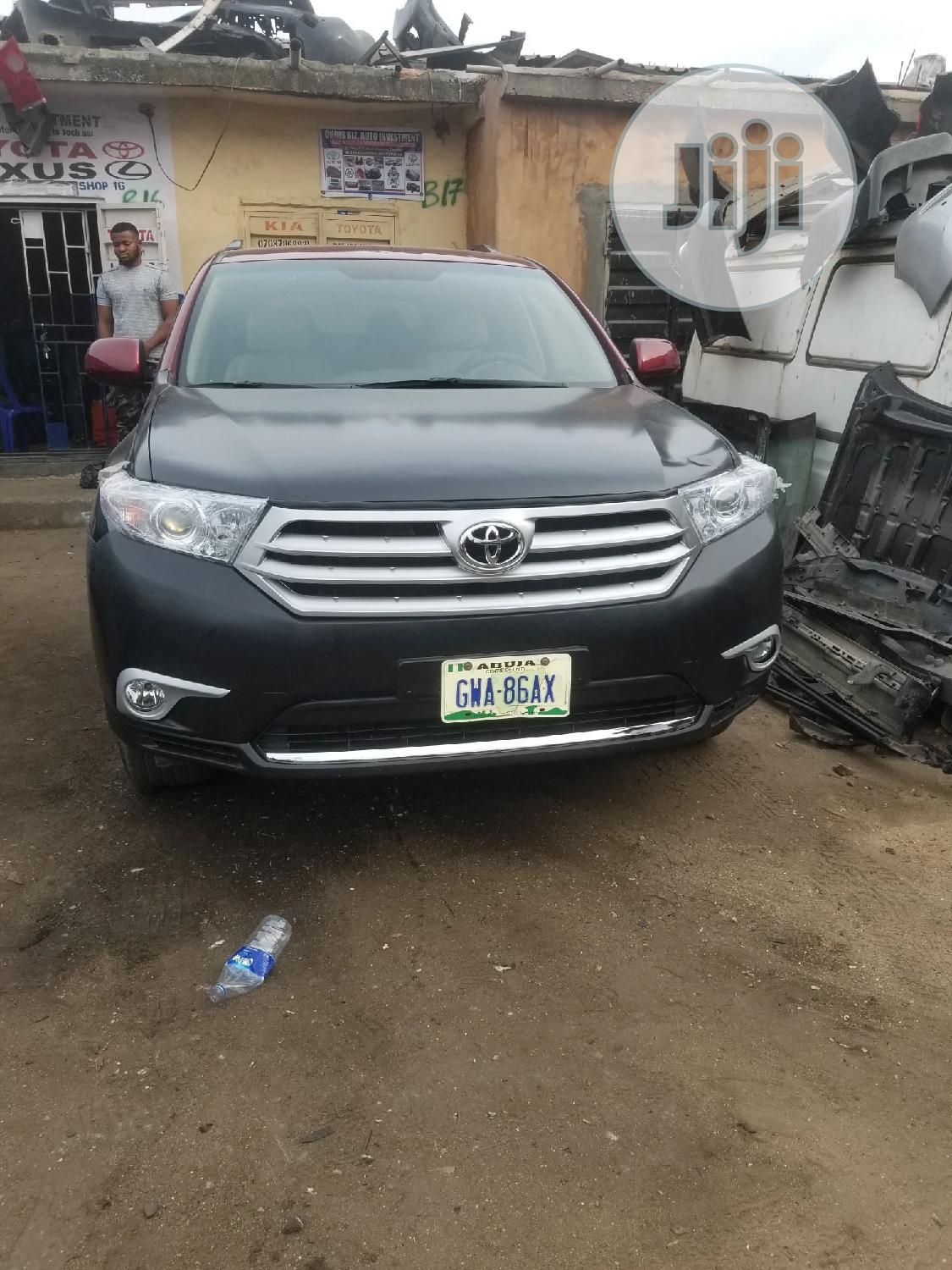 Upgrade Kit Highlander 2008 To 2013 | Automotive Services for sale in Ikeja, Lagos State, Nigeria