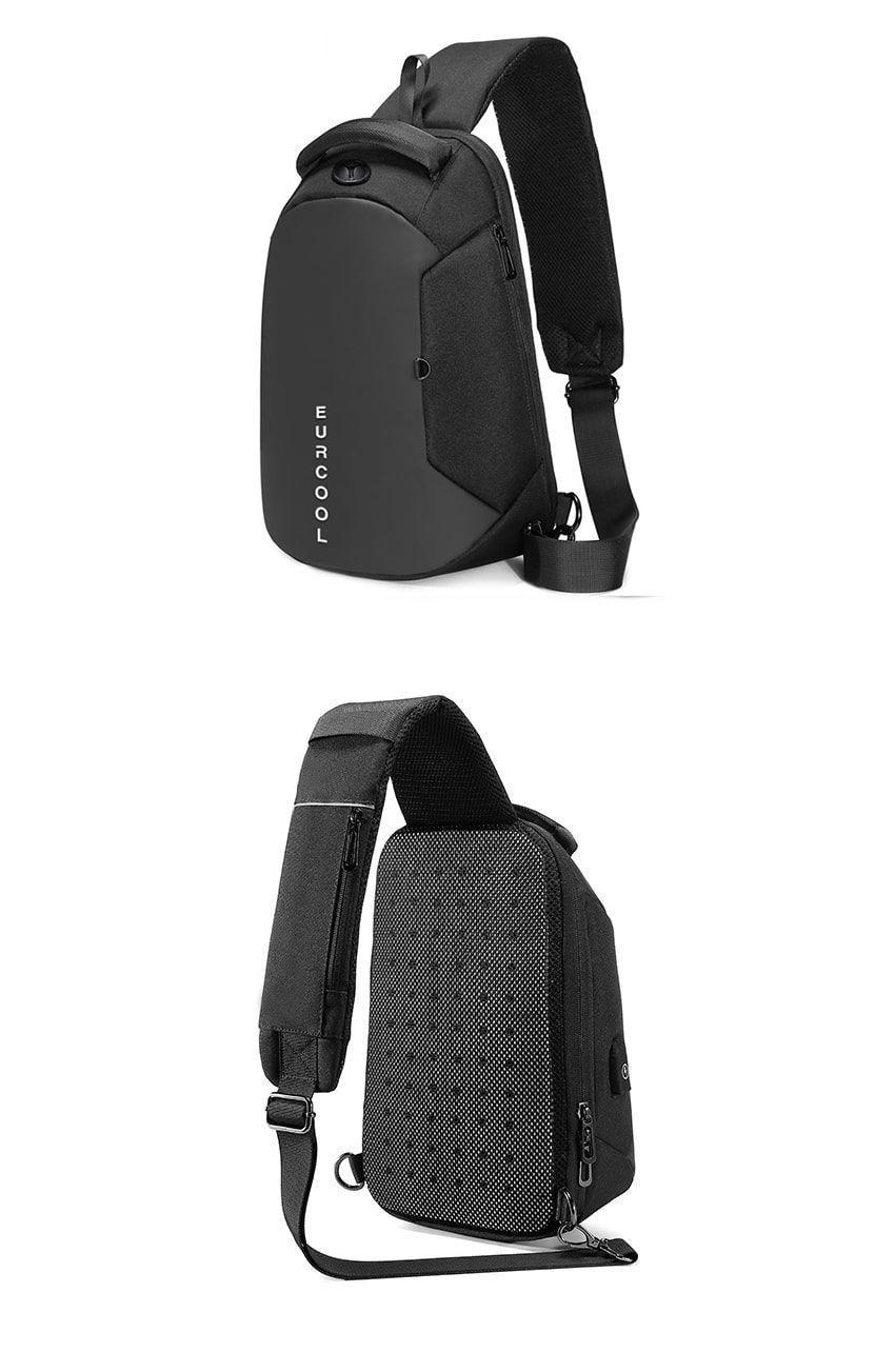 Eurcool Multifunction Shoulder Bag For Men Business